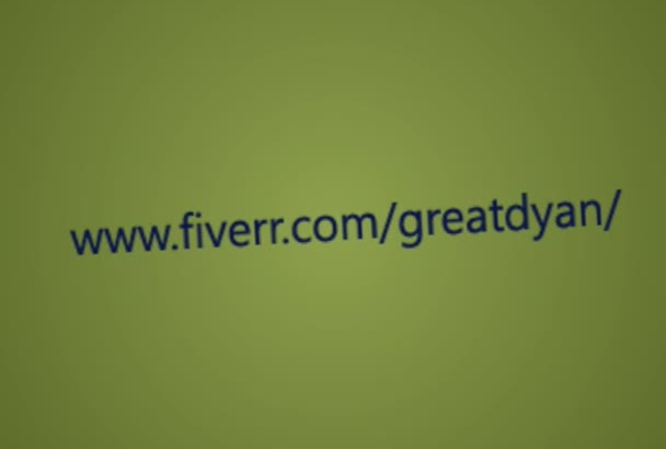 create 3 awesome presentation videos