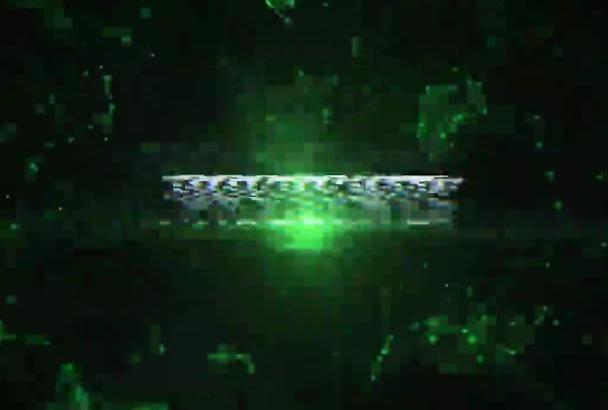 create this futurist energetic PROMOTIONAL video
