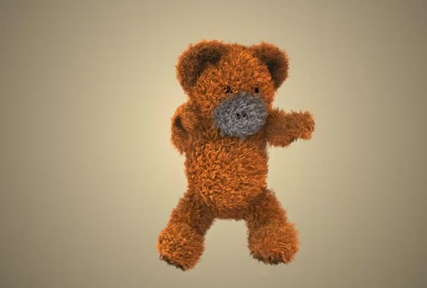 make Teddy to Dance And show anything