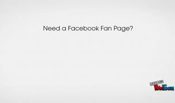 create your Facebook business fan page