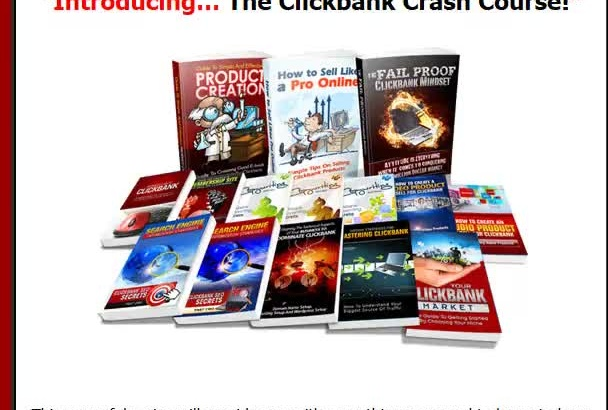 provide a new super eCourse on Clickbank affiliate marketing