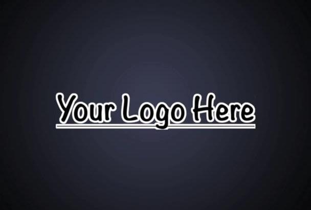 create An Amazing HD Video Intro Logo Animation