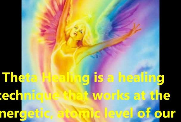 send You 20 minutes Theta Healing