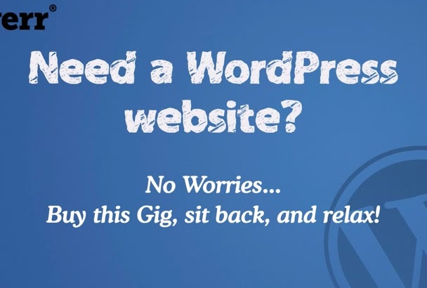 create, build, or clone a Responsive WordPress website or blog
