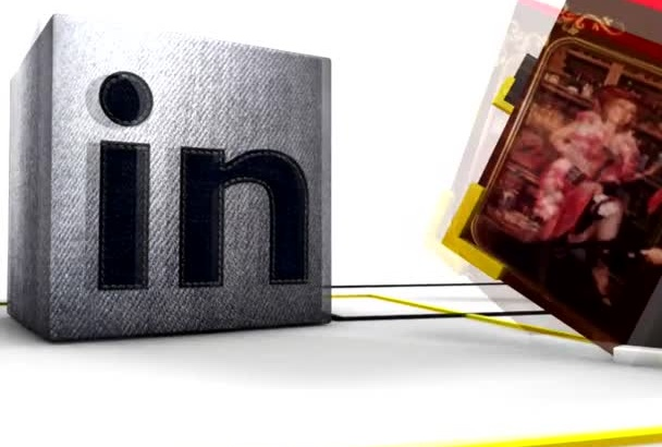 create you this video for your linked in profile