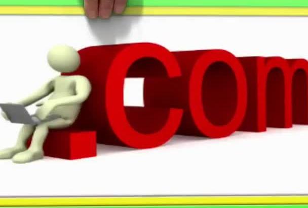 suggest 7memorable SEO friendly domain names