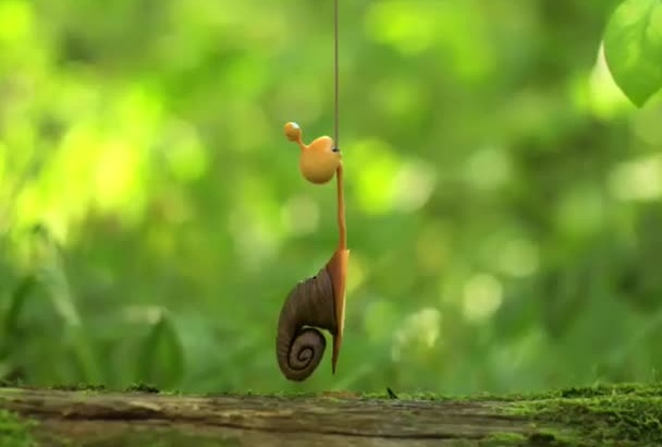 do SNAIL Intro Animation Video
