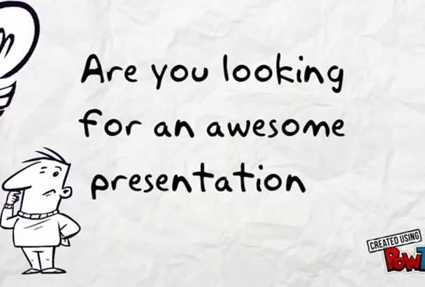 crear una increíble presentación Prezi o PPT