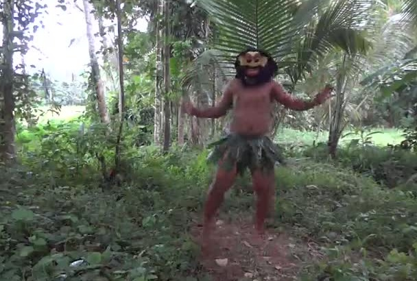 dance like jungle monster and promote any message