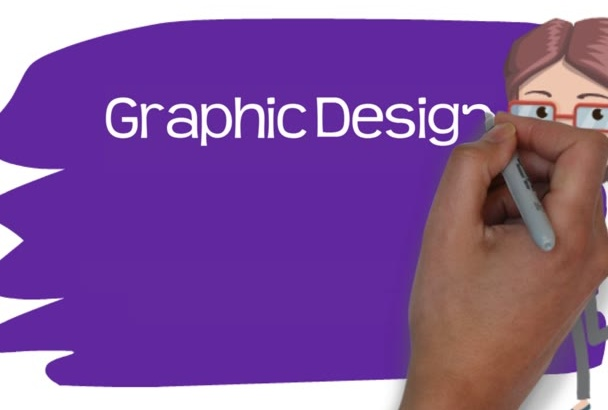 create a professional Hebrew or English Graphic design
