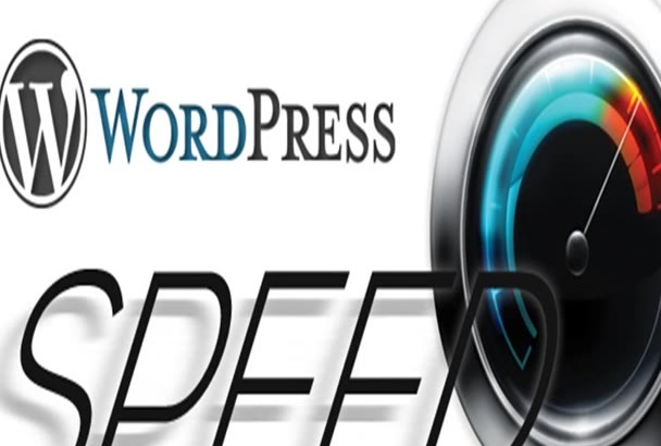 speed up your WordPress website in a short time