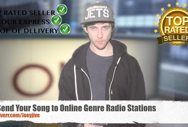 send your Song to Genre Specific Radio Stations