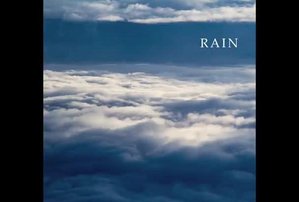 send you 30 minutes of rain recordings