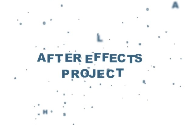make this SUPER Amazing cubes after effects introdcution