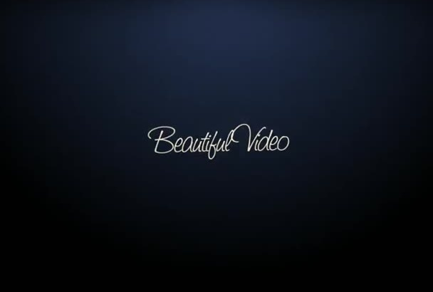 turn your photo into  slide video album