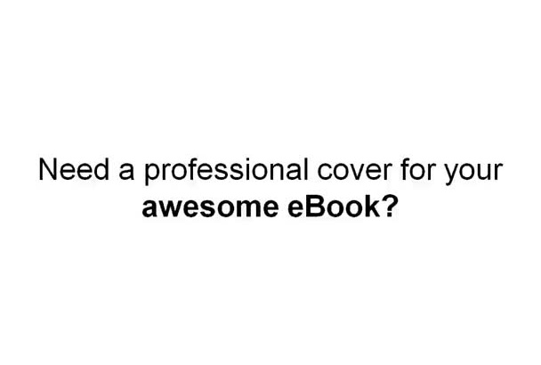 create professional ebook covers, boxes, cds, all sort of images for your brand