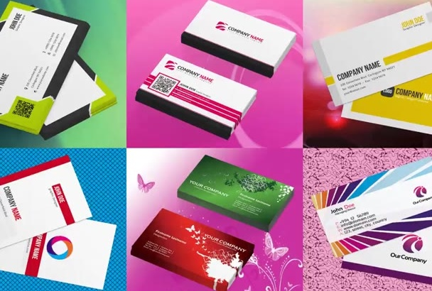 do Professional businesscard In few hours