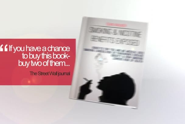 create an intro video to promote your ebook