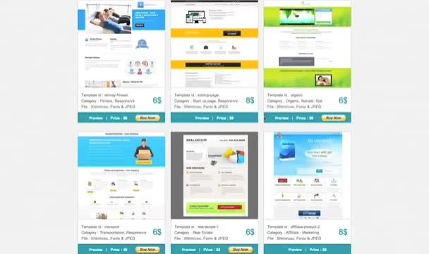 give you amazing Squeeze Page  Templates Pack