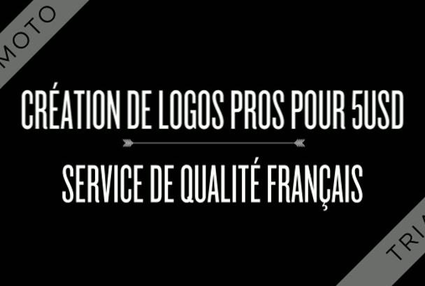 créer un logo professionnel en francais