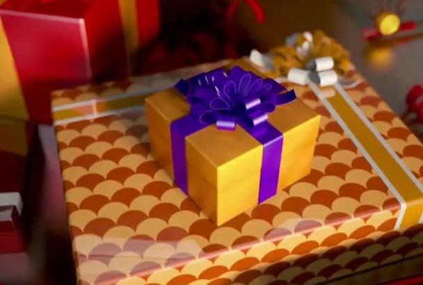 make a video animation birthday