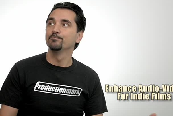 enhance your indie film look and boost your sound