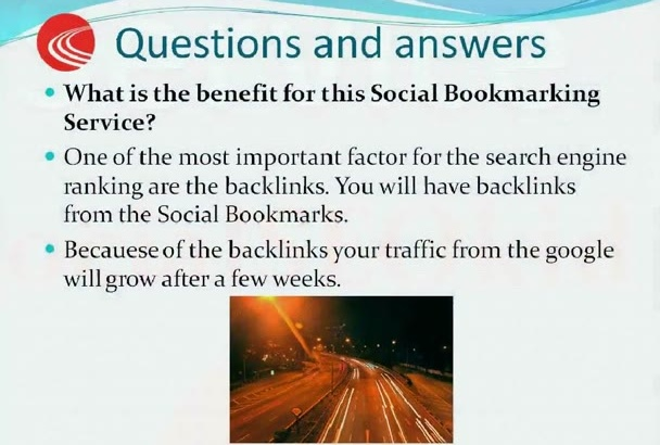do SEO backlinks with 10 Canada Social Bookmarking Sites and Bonus