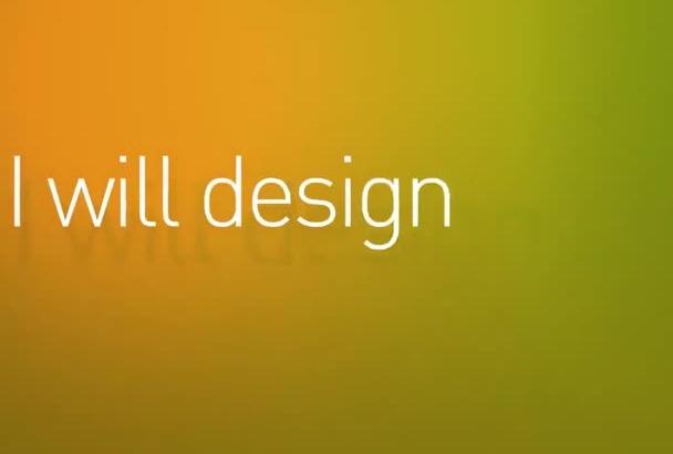 create a incredible logo