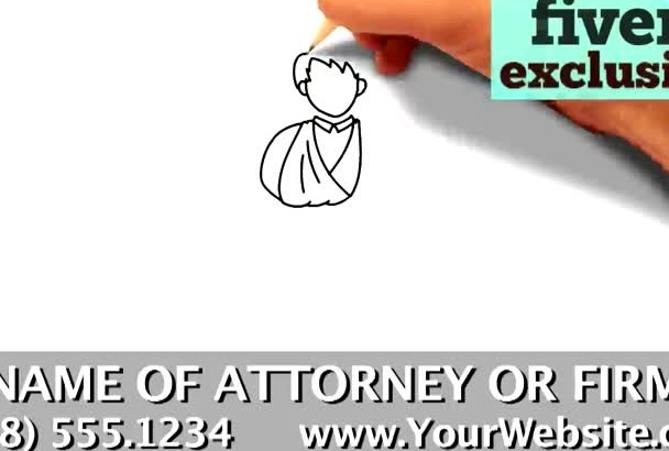 personalize a video for a Personal Injury Lawyer