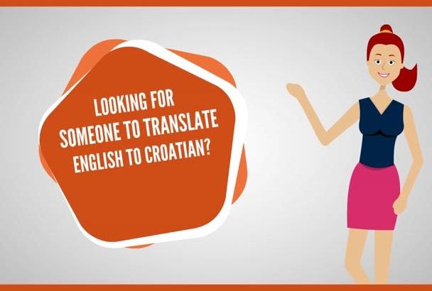 translate English to Croatian