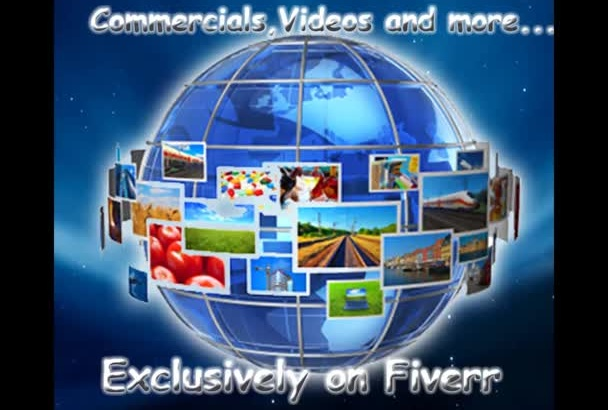 make a powerful 30 or 60sec video advertisement