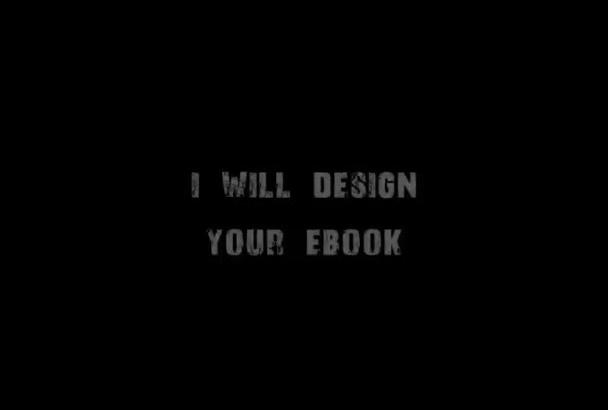 design 10 pages PDF eBook using InDesign
