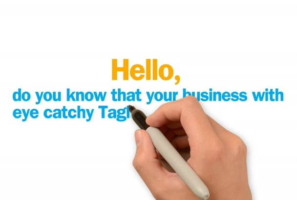 deliver 12 catchy,Most Creative taglines or slogans for your business or website