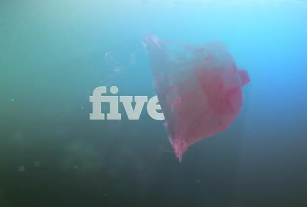 underwater BEAUTIFUL Intro Video