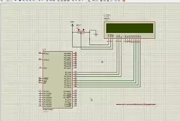 programming any microcontroller