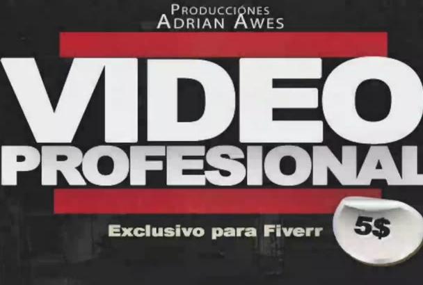 editar tus VIDEOS profesional