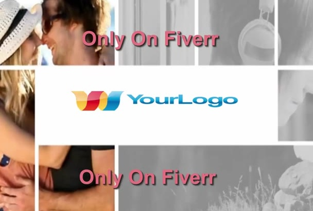 put your Logo,Image or Video on this white space