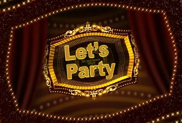 do Your SHOW Video or Party Invite