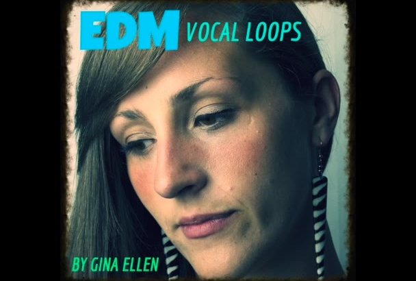 give you 24 EDM vocal phrases acapellas samples