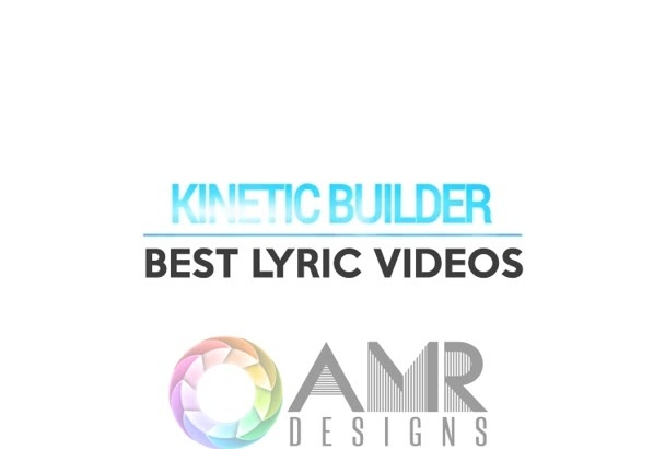 make an awesome LYRIC video for your music song or voiceover with a typography