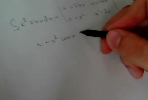 solve equation or problem in calculus or linear algebra