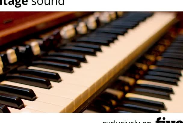 record your hammond or organ part