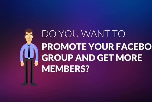 add Real 7000 Active Members TO Facebook Group