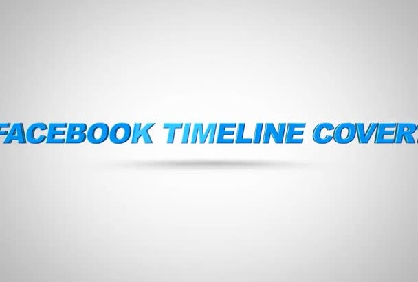 design you a Professional Facebook cover, Header or Banner