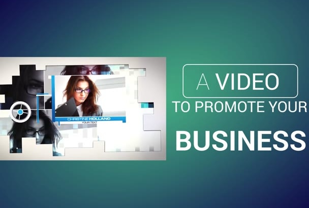 edit any after effects template from videohive