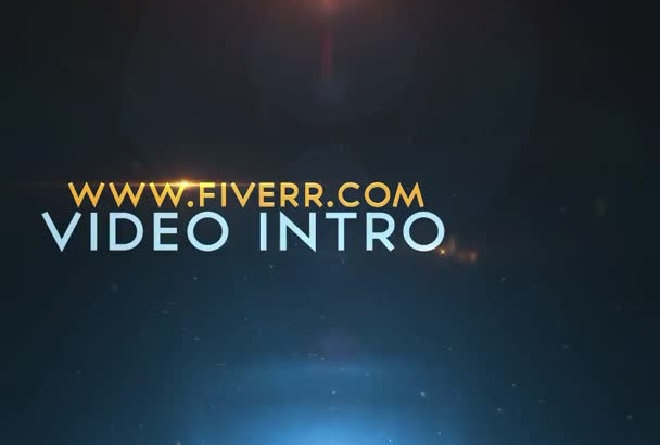 make this INTRO marketing video distribution trailer