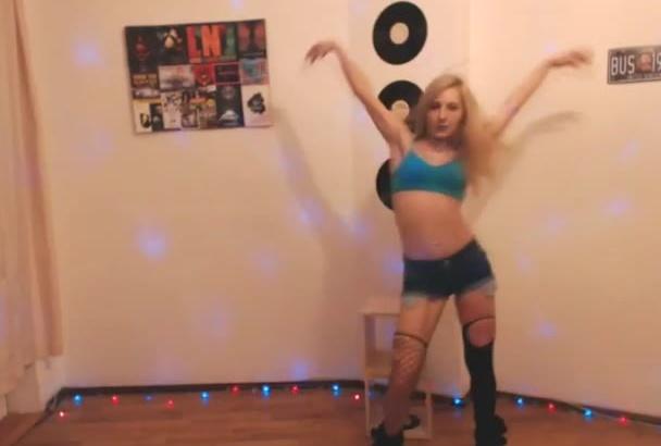 make a custom dance video