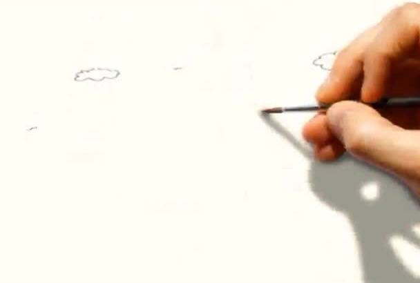 make a cute Whiteboard Animation for your Birthday Greetings