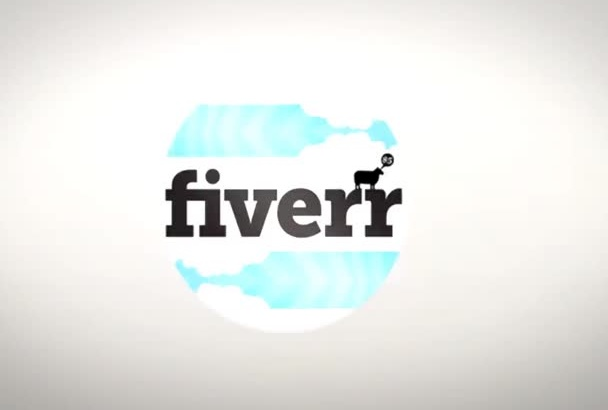 reveal your LOGO and tagline inserting one more ending text in this cool video