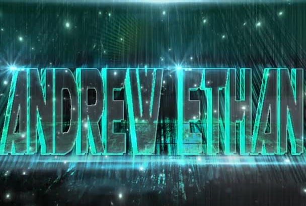 create  Neon 3D Facebook YouTube Google plus twitter cover photo
